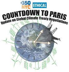Countdown to Paris: Update on global climate treaty talks